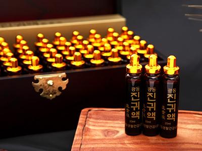 Bổ dược tăng lực từ thảo dược quý Kwangdong