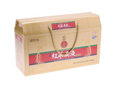 TPCN: Chiết xuất hồng sâm 6 năm tuổi Daedong (80ml x 30 gói)